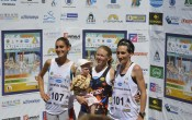 Podio femminile giir di mont 2012