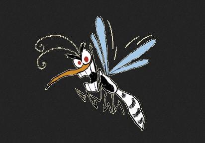 Lotta alle zanzare disinfestazione larve luned si for Larve zanzare
