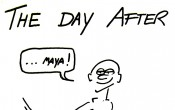 Vignetta Maya the day after 2 Evidenza