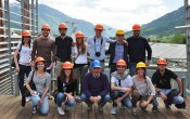 Politecnico studenti in Visita a Trento - Le Albere - renzo piano