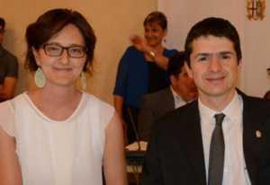 Paola Perossi e Filippo-Boscagli