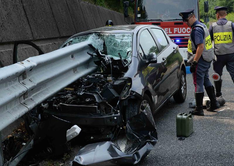 Incidenti stradali, nel Mantovano in aumento i morti