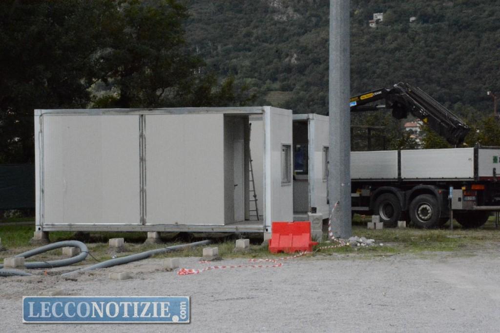 Bione container per i migranti ma il centro potrebbe trasferirsi lecconotizie il quotidiano - Piscina di mozzate ...