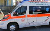 Volontari-del-soccorso_-calolzio ambulanza