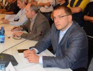Massimo Riva , consigliere comunale dei Cinque Stelle a Lecco