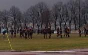Pioggia e freddo nella sfida tra Rugby Lecco e Capoterra