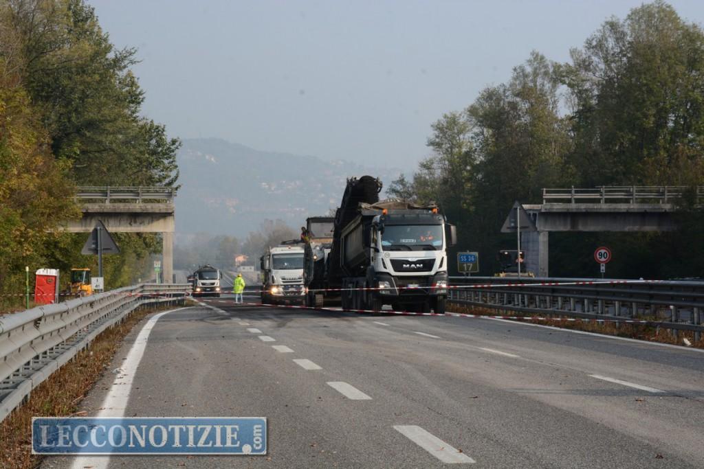 Incidente ad Annone Brianza, un morto e tre bimbi feriti