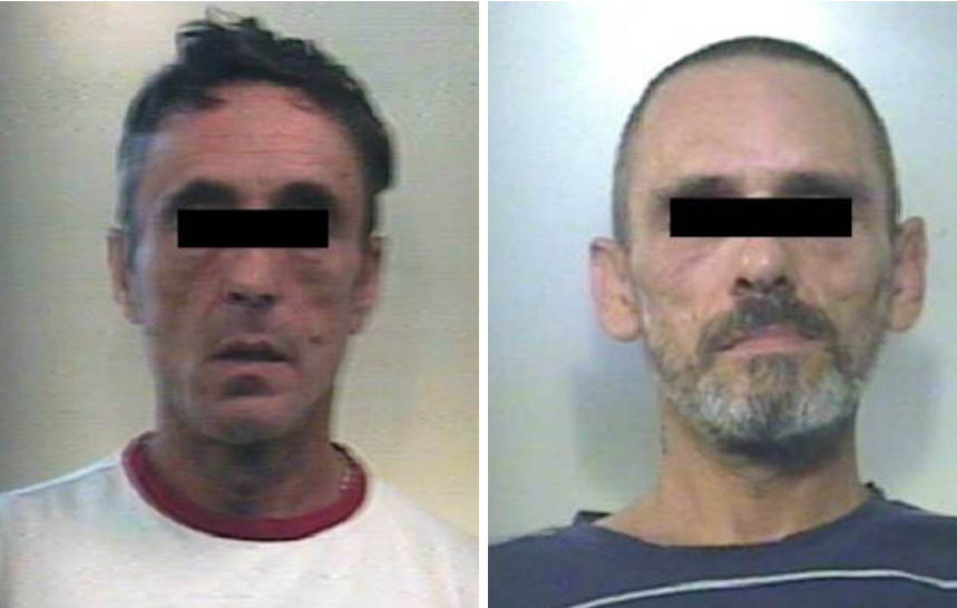 Rapine in farmacia armati di pistola In manette due fratelli, uno bergamasco