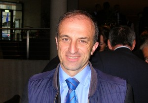 Carlo Signorelli, presidente della Comunità Montana