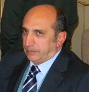 L'assessore Salvatore Rizzolino