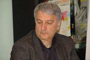 L'assessore Corrado Valsecchi