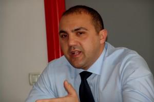 L'onorevole Gian mario Fragomeli (PD)
