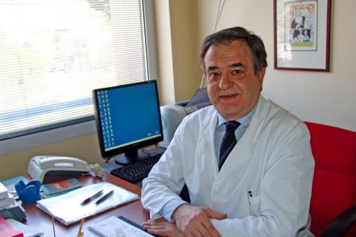 Il dott. Giovanni Lorenzi