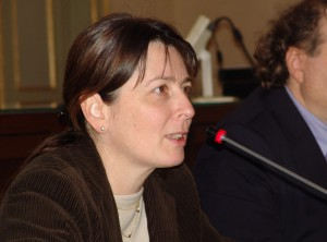 Il vicesindaco Francesca Bonacina