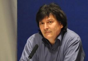 Il giornalista Nando Sanvito, ospite della prima serata