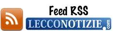 Abbonati al feed RSS di Lecconotizie.com