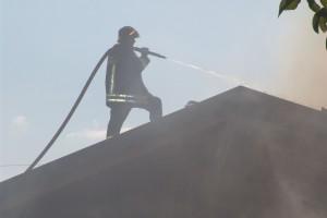 incendio cascinale Malnago (10)