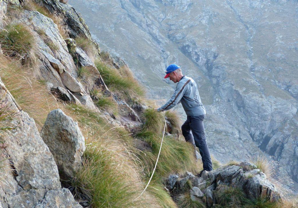 Montagna attenti alle condizioni di sentieri e ferrate for Piani di montagna moderni