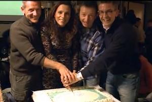 Felice, Stefania, Adelio, Paolo