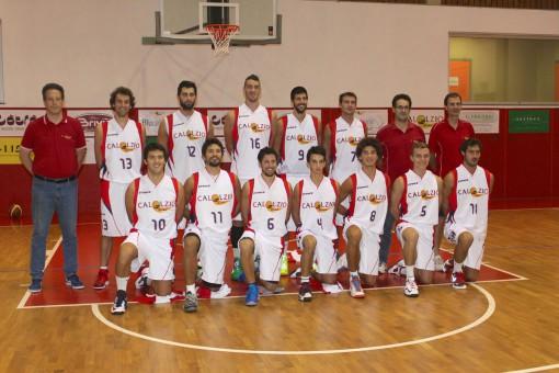 Sport - Basket - Calolzio Team - 03 novembre 2013