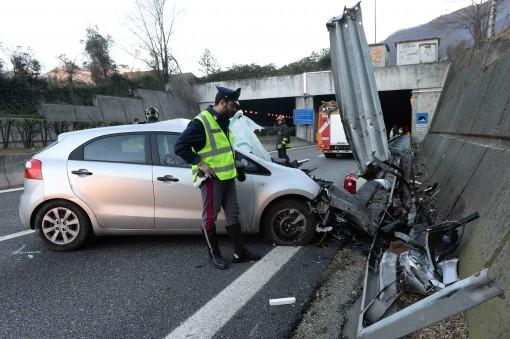 incidente mortale Colico - 16 dicembre 2013