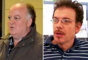 Aldo Gallo e Giovanni Trincavelli 5 stelle mandello