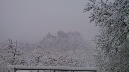 esino - neve 17 gennaio