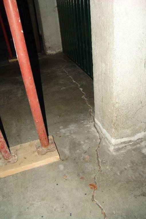 Danni condominio via Cimabue (7)