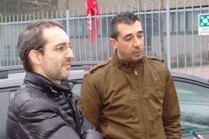 Giovanni Gianola  FIM - Rino Maisto FIOM