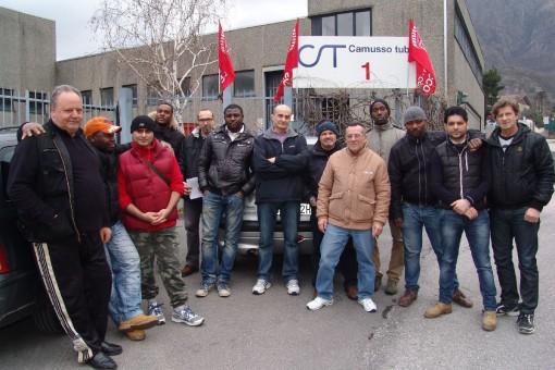 Lavoratori Camusso Civate