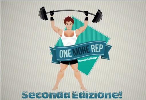 Logo One More Rep 2a edizione