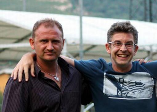 Mauro Brigatti e Paolo Sesana