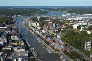 Turku porto