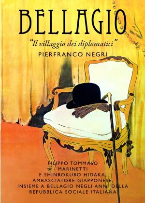 La copertina del libro di Pierfranco Negri.