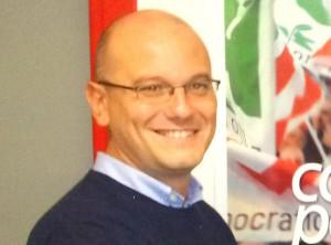 Fausto Crimella - segretario del PD