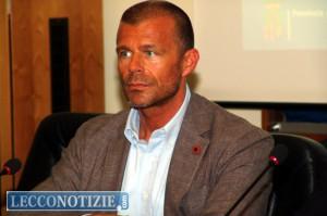Il sottosegretario Daniele Nava