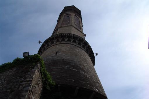 Lecco in  salita - campanile (4)