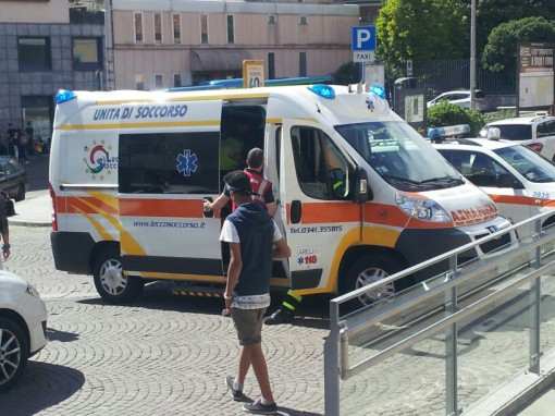 ambulanza stazione lecco