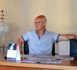 Luciano Benigni, assessore al Turismo.
