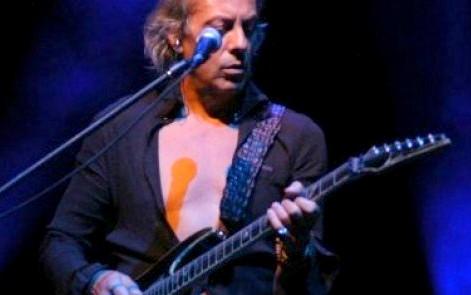 Richy Portera, chitarrista di Lucio Dalla ed ex Stadio.