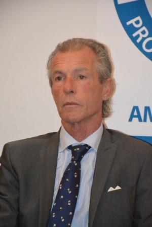Carlo Molteni, sindaco di Varenna