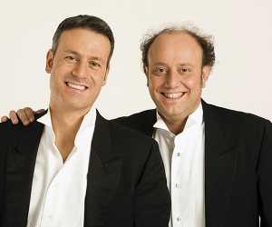 """Ale e Franz saranno in scena al """"De Andrè"""" di Mandello il 31gennaio."""