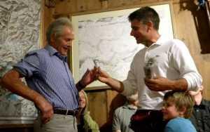 """Giuseppe """"Det"""" Alippi e Marco Anghileri insieme nel 2011 in Brianza."""