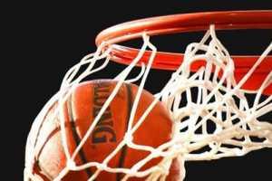 basket canestro palla