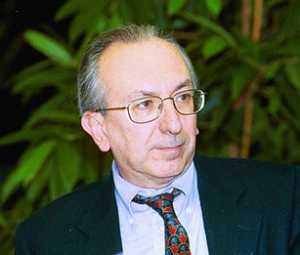 Il giornalista e scrittore lecchese Luigi Geninazzi.
