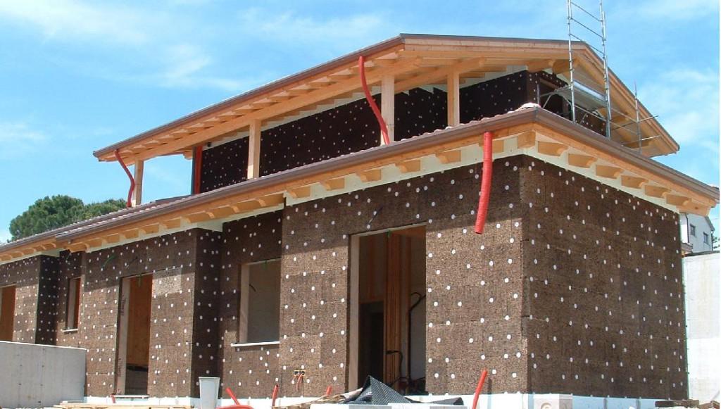 Architettura sostenibile energia 2 isolare con il - Isolare il tetto dall interno ...