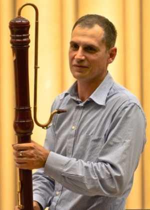 Il maestro Giorgio Matteoli.