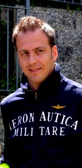 """Mattia Micheli, capogruppo consiliare di """"Avanti Abbadia""""."""