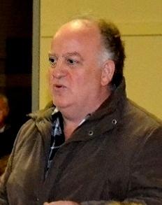 Aldo Gallo, attivista del Movimento 5 Stelle di Mandello.