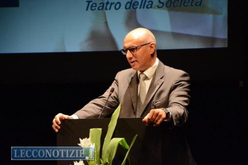 Daniele Riva, presidente di Confartigianato Lecco